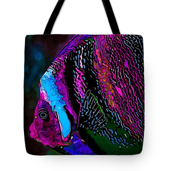 Angel Face 1 Tote Bag by ABeautifulSky Photography