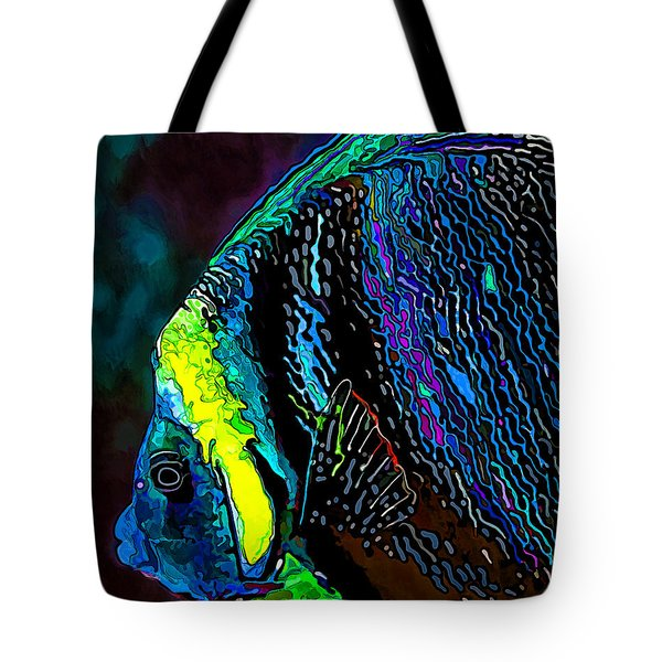 Angel Face 3 Tote Bag by ABeautifulSky Photography