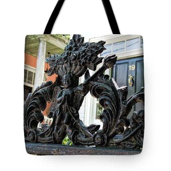 Angel Gate Tote Bag