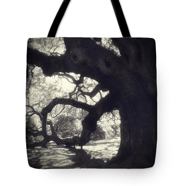 Angel II Tote Bag by Amy Tyler