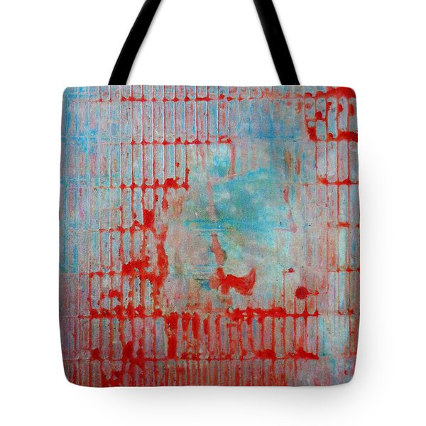 Angel In Disguise Tote Bag