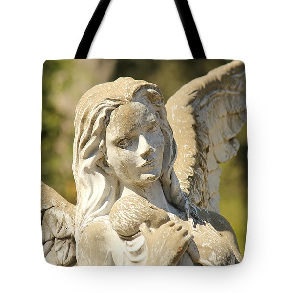 Angel In Mississippi Tote Bag