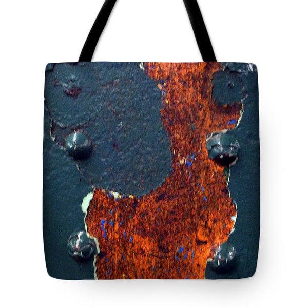 Tote Bag featuring the photograph Angel In Subway by Lola Connelly