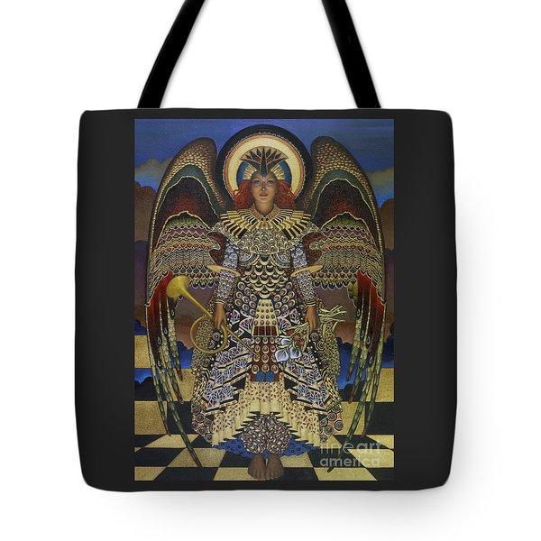 Angel Tote Bag by Jane Whiting Chrzanoska