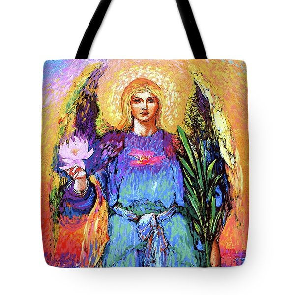 Angel Love Tote Bag
