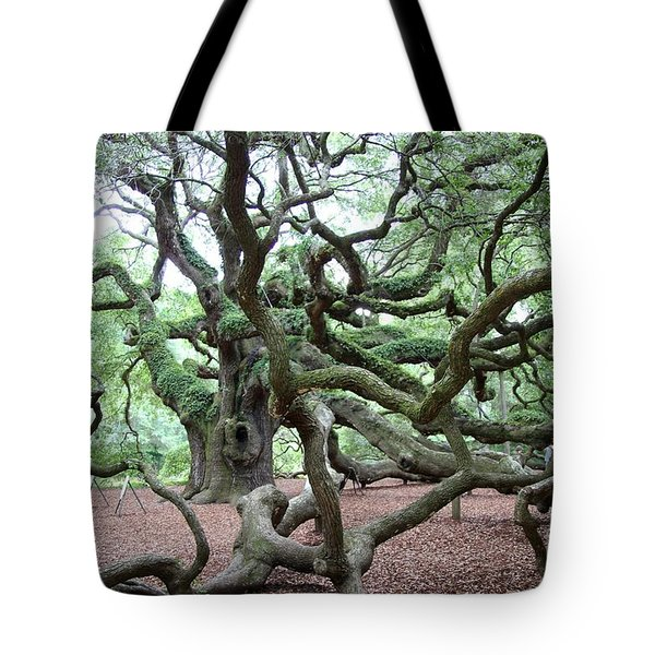 Angel Oak 1 Tote Bag