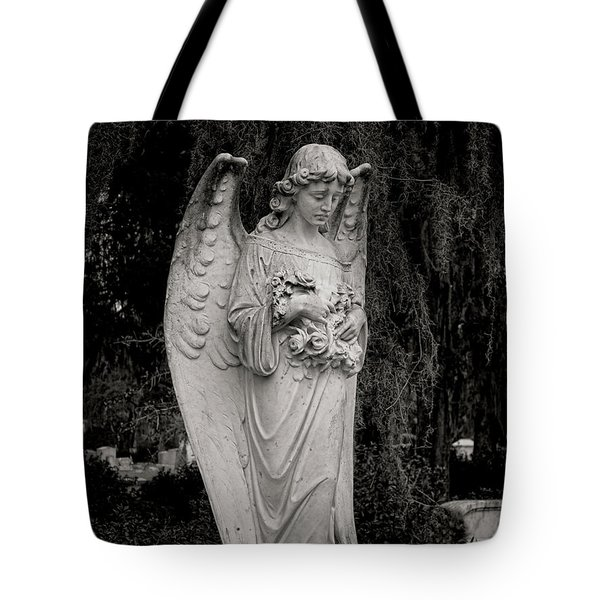 Angel Of Expression Tote Bag