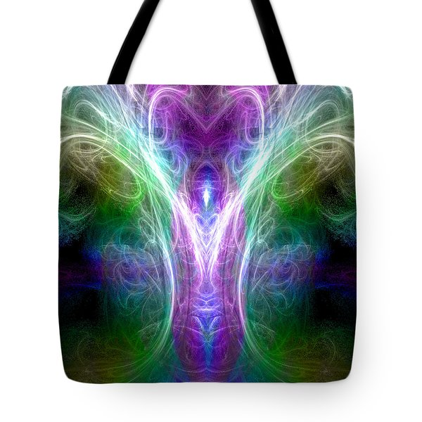 Angel Of Healing Tote Bag