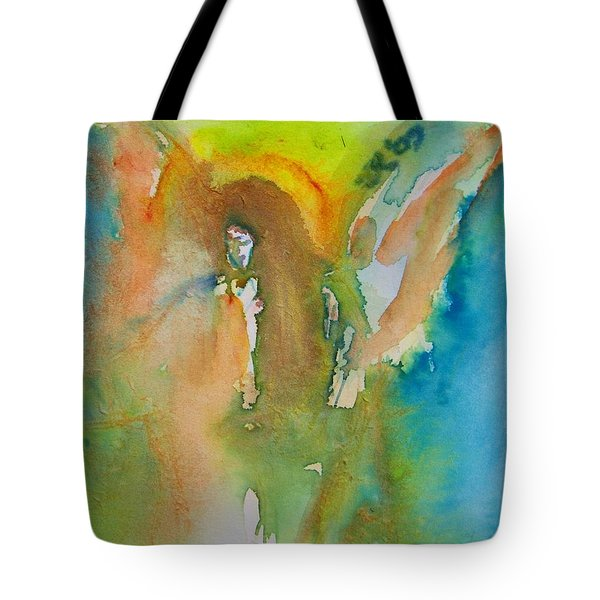 Angel Of Kindness Tote Bag