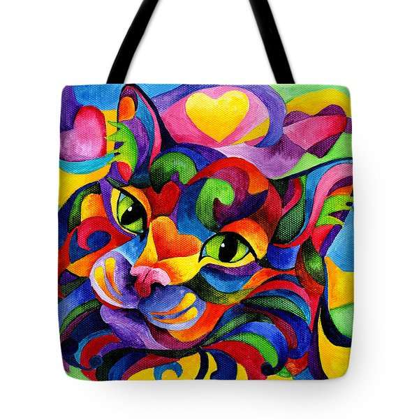 Angel Of My Heart Tote Bag