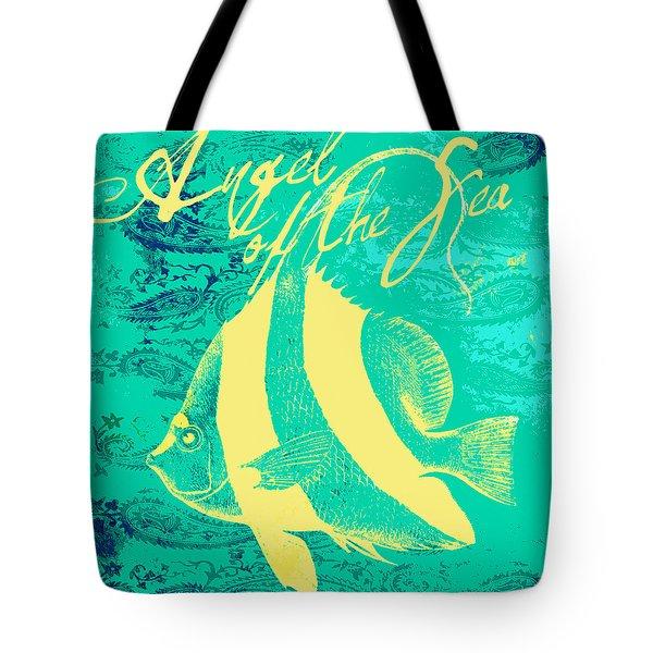 Angel Of The Sea Tote Bag