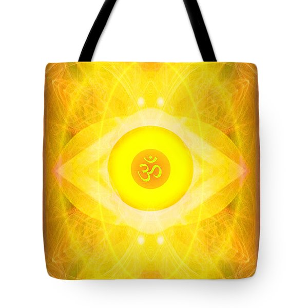 Angel Of The Sun Tote Bag