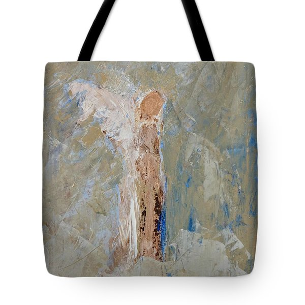 Angel Out Of Nowhere Tote Bag