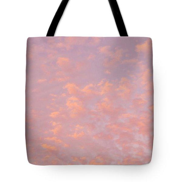 Angel Sky Tote Bag