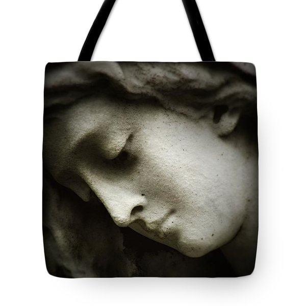 Angel Sorrow Tote Bag