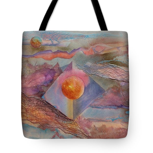 Angel Sphere Tote Bag