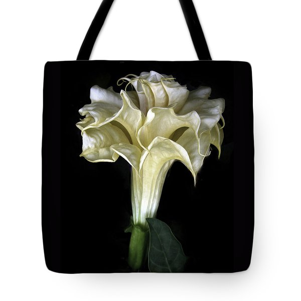 Angel Trumpet Tote Bag