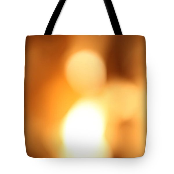 Angel Within Tote Bag by Amanda Barcon