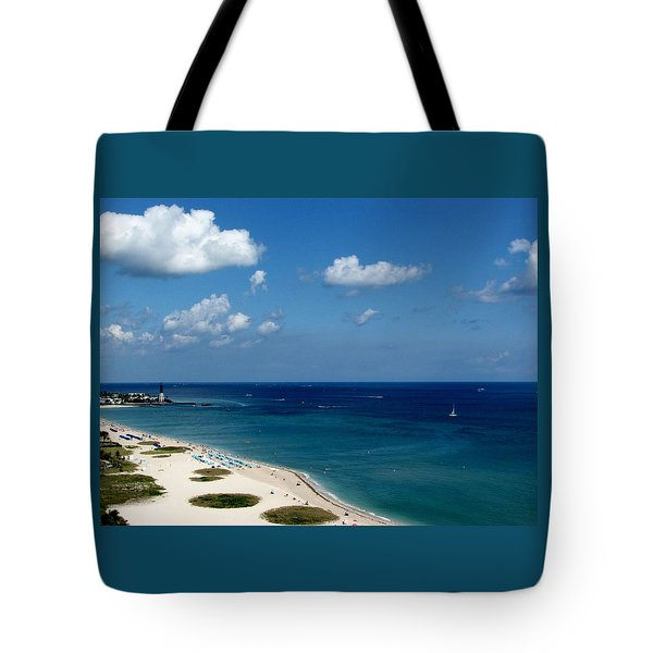 Angela's Getaway Tote Bag