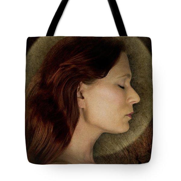 Angelic Portrait Tote Bag