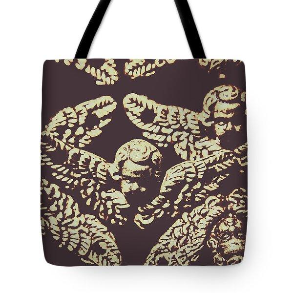 Angelic Renaissance  Tote Bag