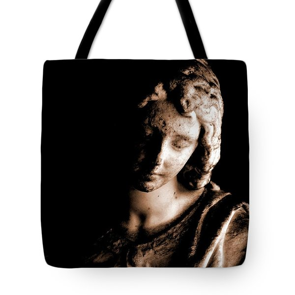 Angelic Reverence Tote Bag