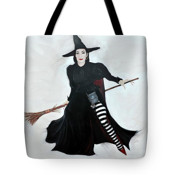 Angelica Houston Bewitched Tote Bag