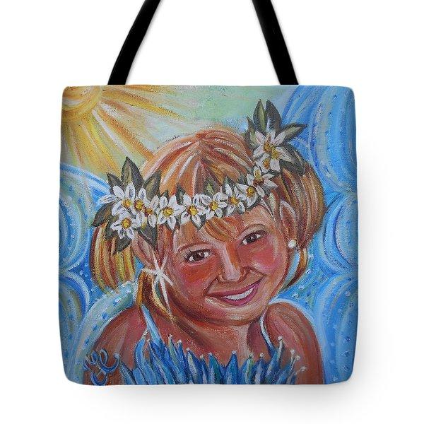 Angelina Faery Tote Bag