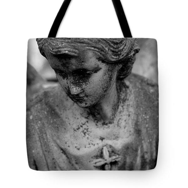 Angels Among Us Tote Bag