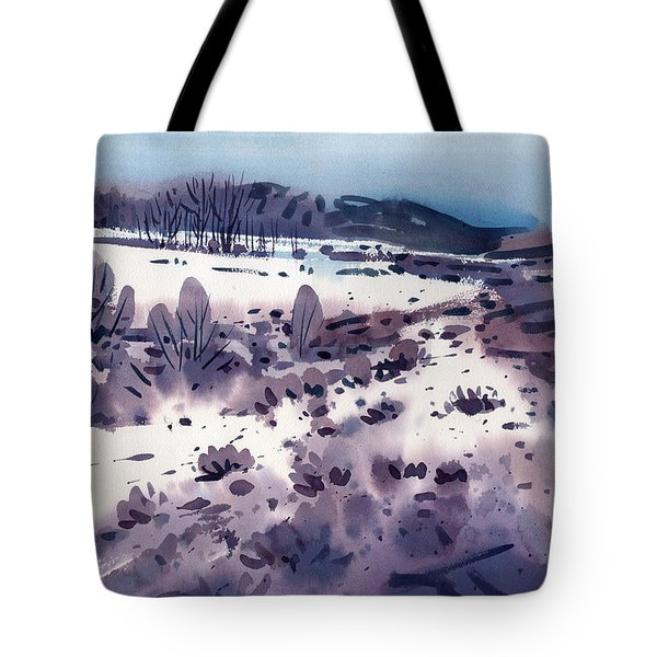 Angel's Camp Tote Bag by Donald Maier