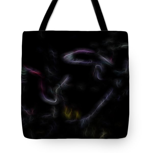 Angels' Dance Tote Bag by William Horden