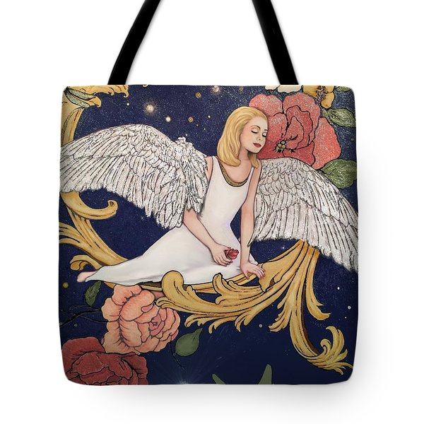 Angels Dream Tote Bag
