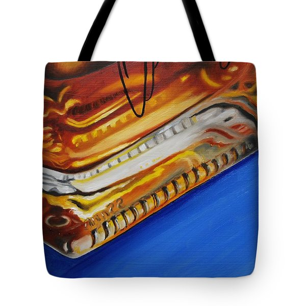 Angel's Envy Tote Bag by Emily Page