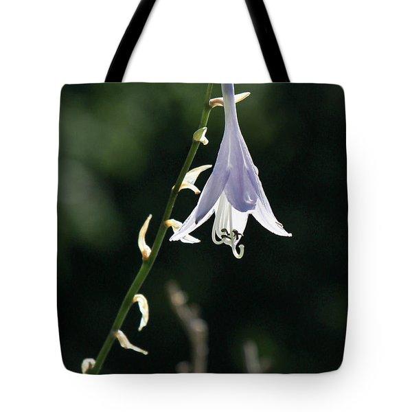 Angel's Fishing Rod Tote Bag