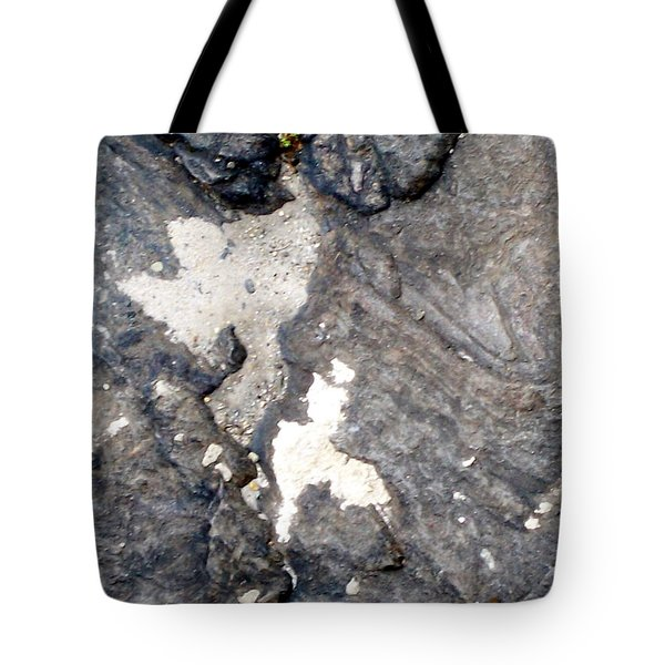 Angels In Central Park Tote Bag