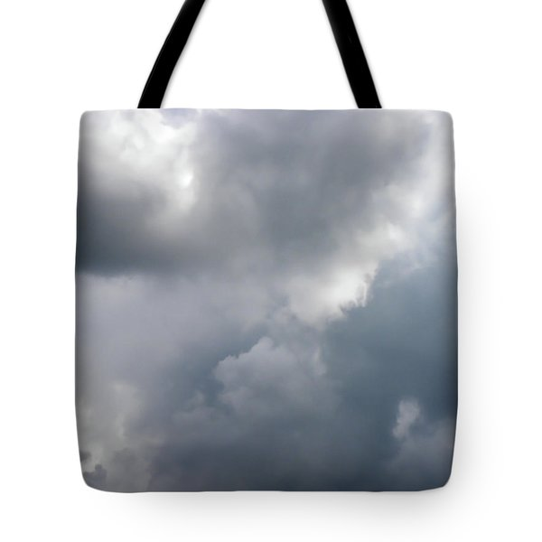 Tote Bag featuring the photograph Angels In The Sky by Sandi OReilly