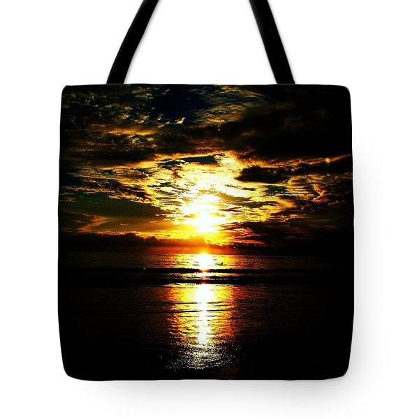 Angel's Light  Tote Bag by Daniele Smith