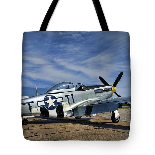 Angels Playmate  Tote Bag