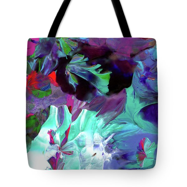 Angel's Teardrop Tote Bag