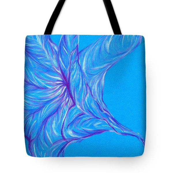 Tote Bag featuring the photograph Angel's Trumpet by Kim Sy Ok