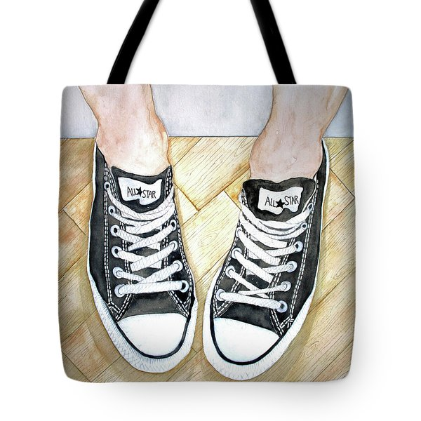 Angel's Verses Tote Bag