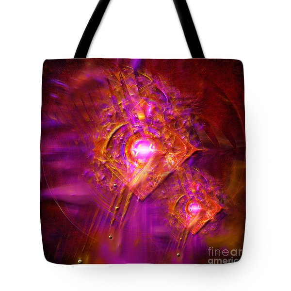 Angels Vibration Frequency  Tote Bag