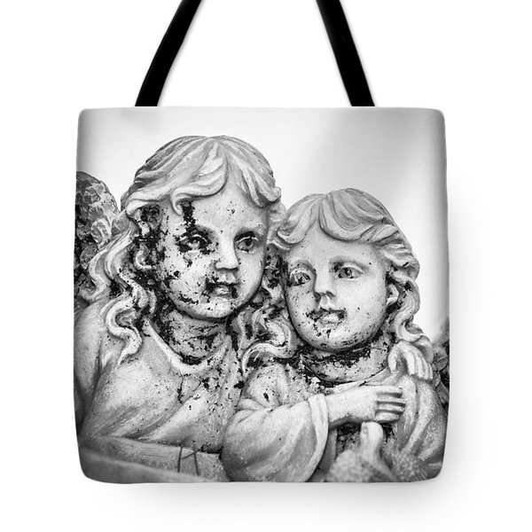 Angels With Dirty Faces Tote Bag