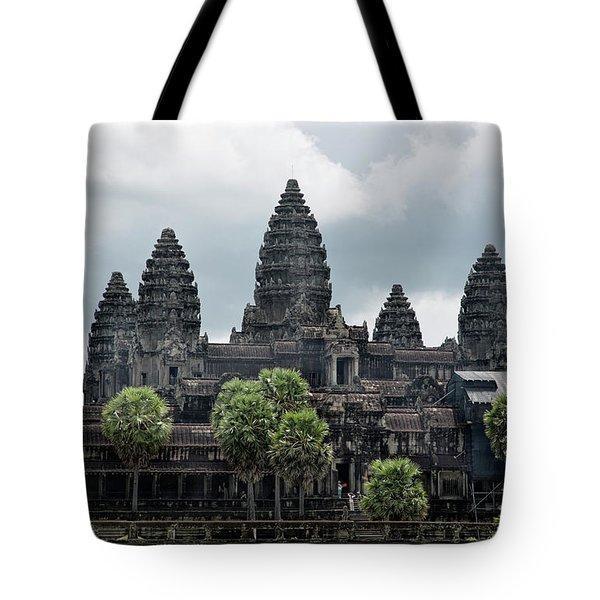 Angkor Wat Focus  Tote Bag