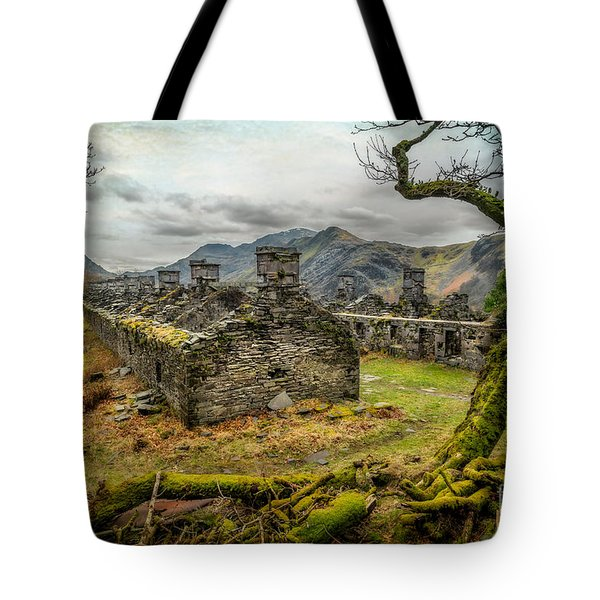 Anglesey Barracks Tote Bag by Adrian Evans