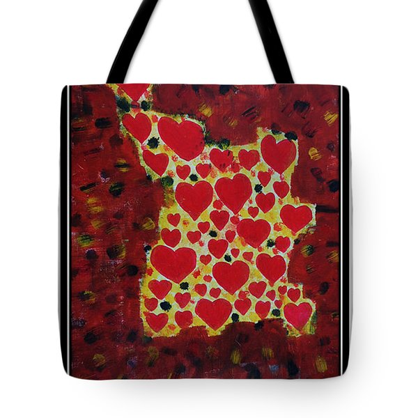 Ango Love Tote Bag