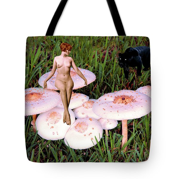 Angoisse Feminine#1 Tote Bag