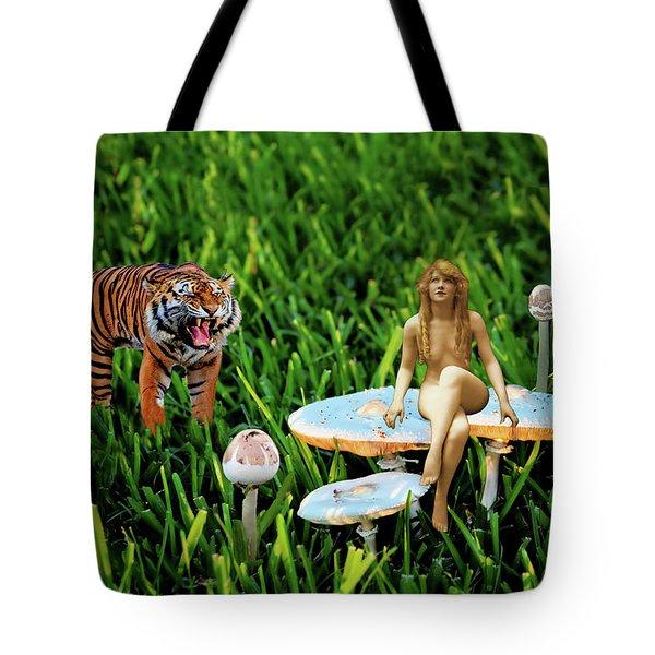 Angoisse Feminine#3 Tote Bag