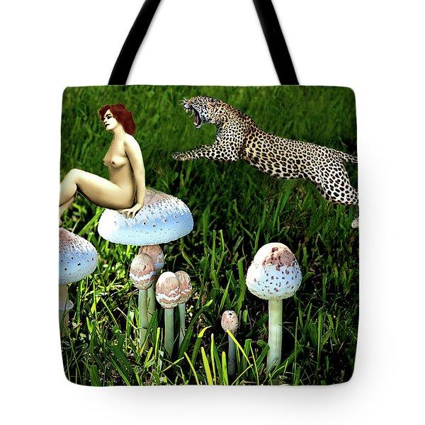 Angoisse Feminine#4 Tote Bag