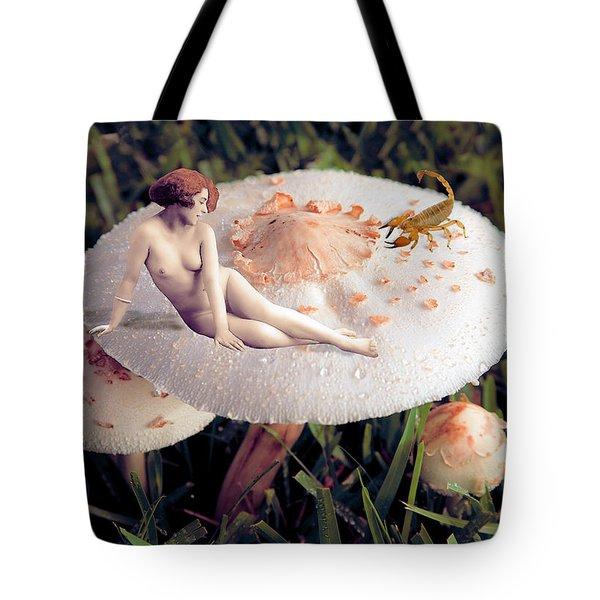 Angoisse Feminine#2 Tote Bag